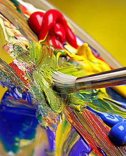 Paleta boja - slikarstvo